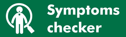 Symptoms Checker